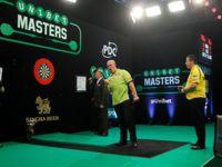 Michael van Gerwen ließ zu keiner Zeit einen Zweifel daran, wer das Finale der Masters 2016 gewinnen würde
