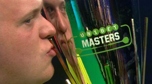 Michael van Gerwen macht den Hattrick bei den Masters komplett