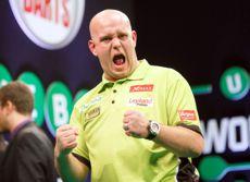 Michael van Gerwen gewinnt den nächsten Titel