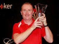 Mick-McGowan beim Sieg des Tom Kirby Memorial Irish Matchplay 2015