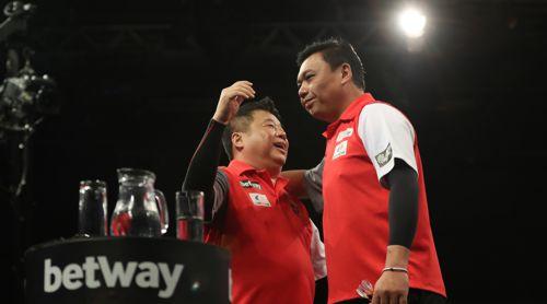 Paul Lim und Harith Lim sind nicht verwandt