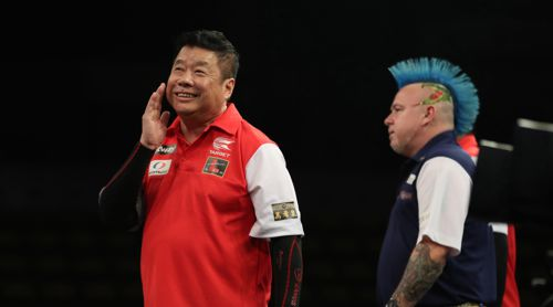 Paul Lim und Peter Wright