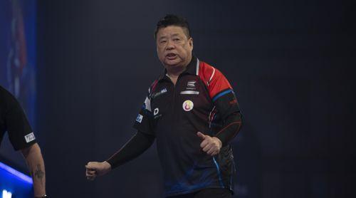 Darts-Legende Paul Lim