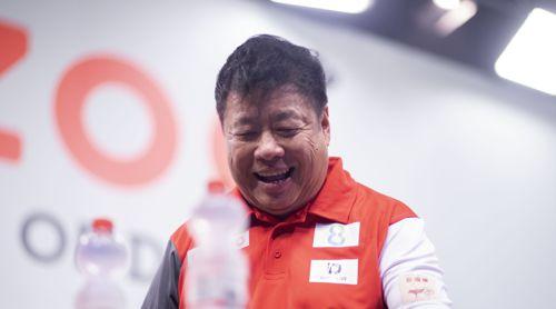 Paul Lim hat mit 67 gut lachen