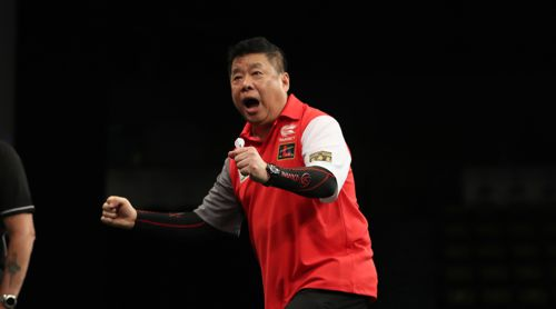 Paul Lim spricht über Darts in Asien und seine Karriere