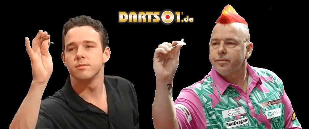 Dartspieler Pdc