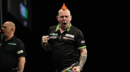 peter wright weltrekord