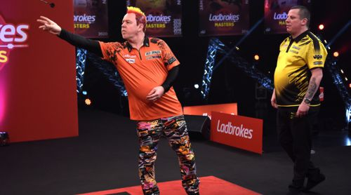 Peter Wright und Dave Chisnall