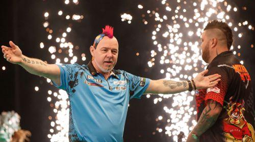 Die PDC bereitet Peter Wright und den Fans ein Feuerwerk