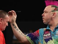 Peter Wright besiegt Lakeside Weltmeister Glen Durrant