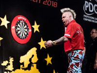 German Darts Grand Prix Peter Wright