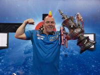 Peter Wright gewinnt World Matchplay