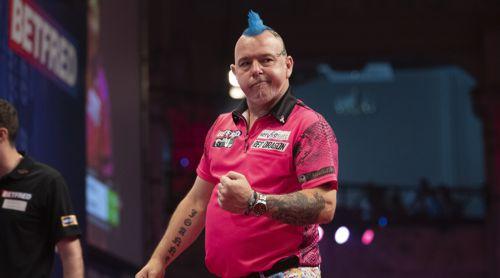Peter Wright Dartspieler des Monats Juli 2019
