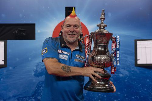 Peter Wright gewinnt das World Matchplay