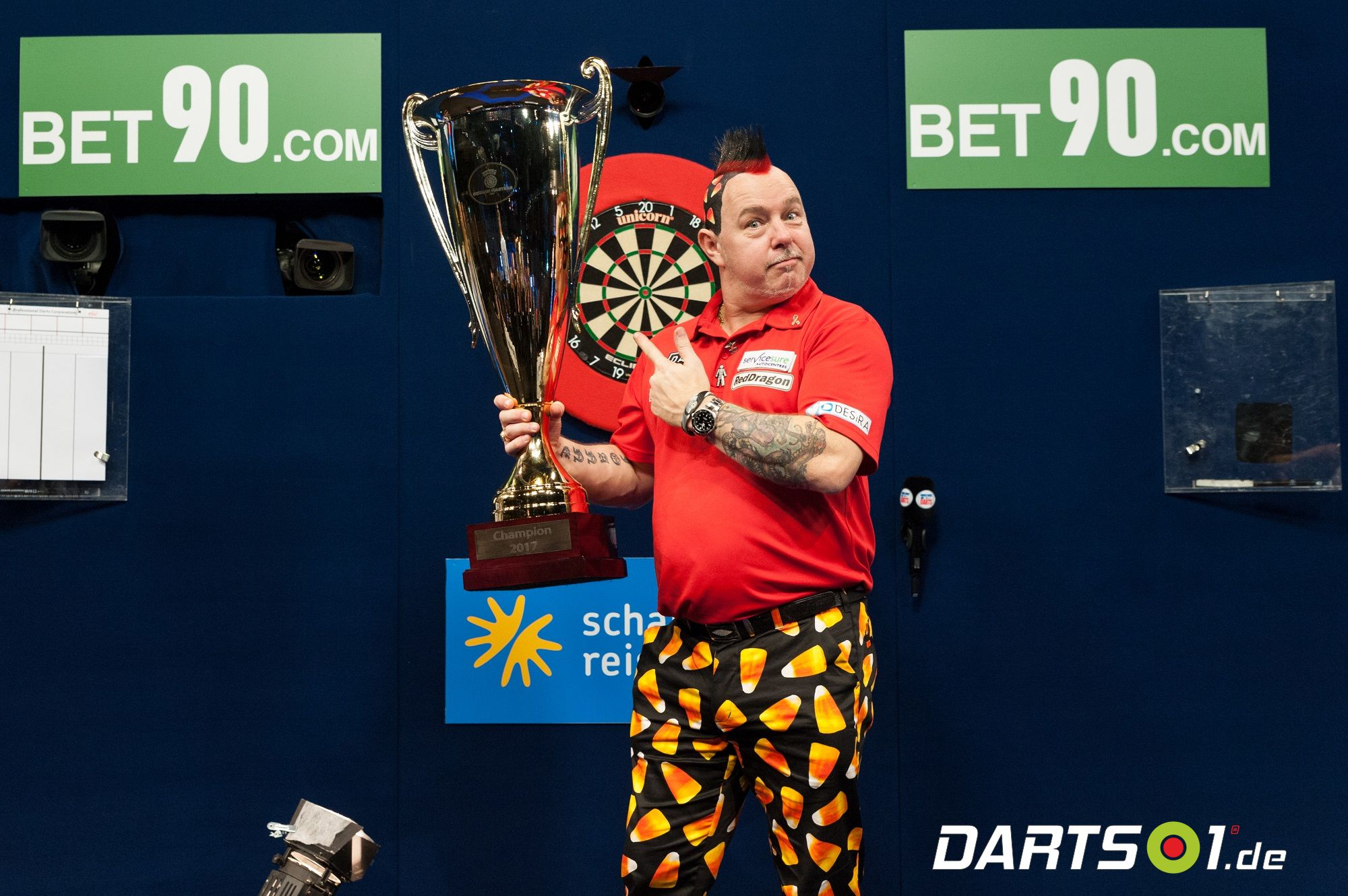 darts german masters