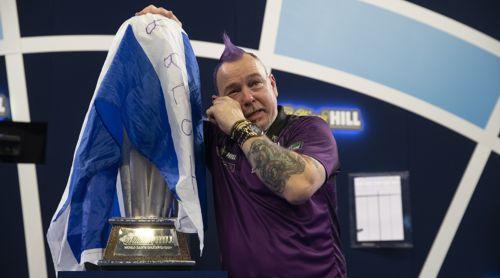 Peter Wright wird erstmals Weltmeister
