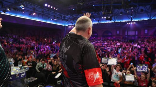 tickets pdc dart wm 2019