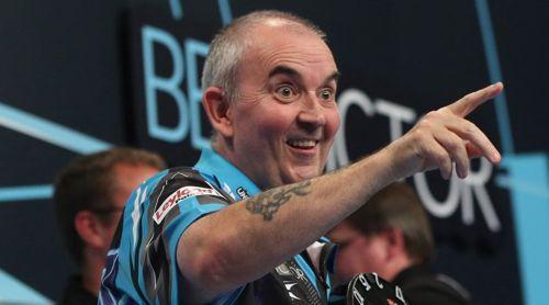 Phil Taylor World Matchplay Darts