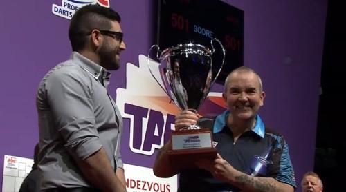 Perth Darts Masters Finale