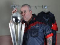 Phil Taylor Rekord Darts-Weltmeister