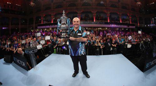 Phil Taylor gewinnt bei seinem letzten World Matchplay-Auftritt sein Lieblingsturnier
