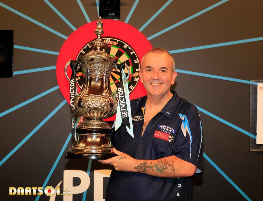 Darts World Matchplay Ergebnisse