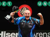 Phil Taylor gewinnt Melbourne Darts Masters