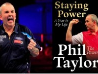 Phil Taylor Buch