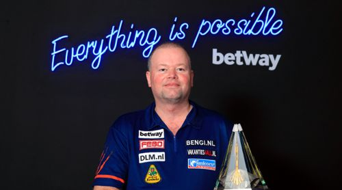 Raymond van Barneveld: Everything is possible