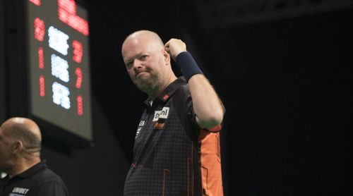 Raymond van Barneveld 2018