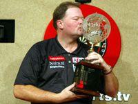 Raymond van Barneveld PDC Darts Weltmeister