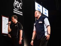 German Darts Grand Prix Rene Berndt