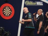 Darts WM 2018 Rob Cross