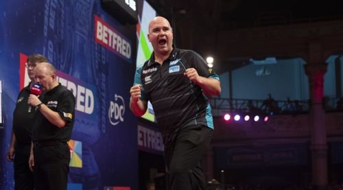 Rob Cross PDC World Matchplay