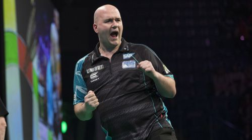 Rob Cross Premier League 2019
