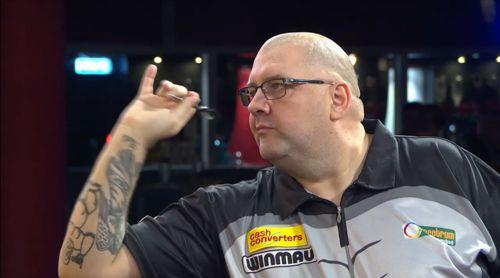 Robbie Green mit Brille