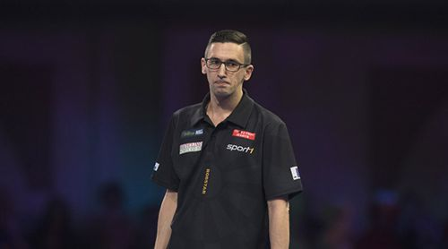Robert Marijanovic Darts WM 2019