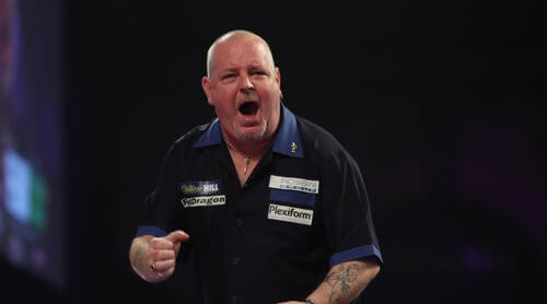 Darts WM 2018 Robert Thornton