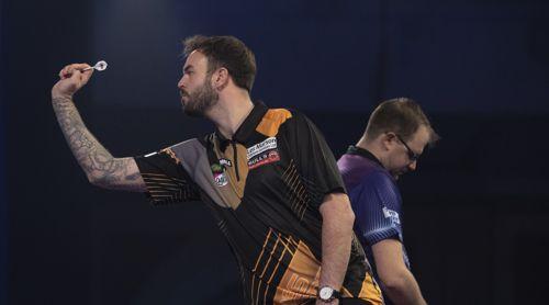 Ross Smith mit 3:0-Kantersieg gegen David Evans