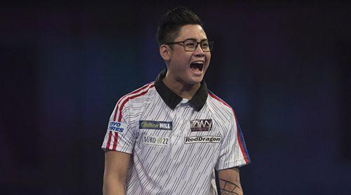 Rowby-John Rodriguez Darts WM 2019