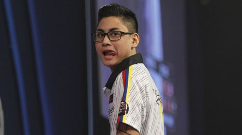 Rowby-John Rodriguez - Dartspieler aus Österreich