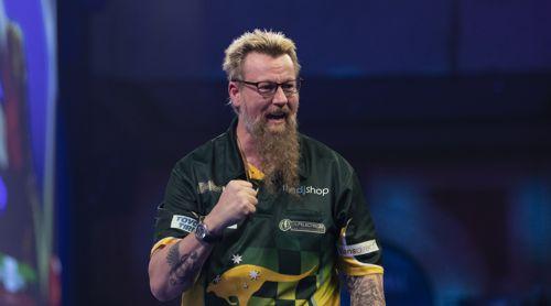 Simon Whitlock meldet sich zur WM 2020 zurueck