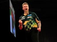 Simon Whitlock setzte sich beim fünften Qualifikationsturnier für die UK Open im Finale mit 6:3 gegen Ronny Huybrechts
