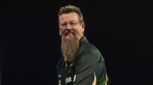 Simon Whitlock hat gut lachen