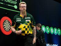 European Darts Championship Simon Whitlock