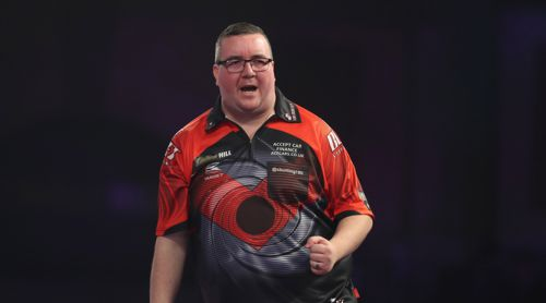 Darts WM 2018 Stephen Bunting