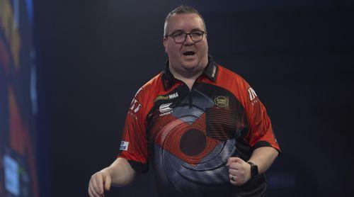Stephen Bunting Darts-Weltmeisterschaft 2021