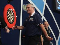 Darts WM 2018 Steve Beaton