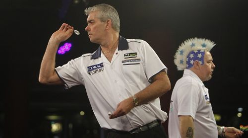 Steve Beaton UK Open Halbfinalist 2004