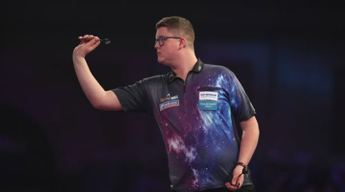 Darts WM 2018 Ted Evetts
